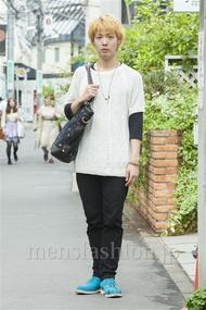 ファッションコーディネート原宿・表参道 2014年05月 高橋 司さん