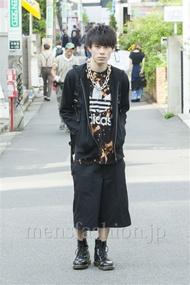 ファッションコーディネート原宿・表参道 2014年05月 和田恵祐さん