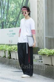 ファッションコーディネート原宿・表参道 2014年05月 あっすんさん