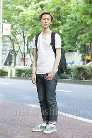 ファッションコーディネート原宿・表参道 2014年05月 machiさん