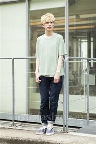 ファッションコーディネート 2014年05月 宇梶祐市さん