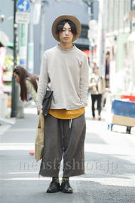 ファッションコーディネート原宿・表参道 2014年05月 宮部恭輔さん