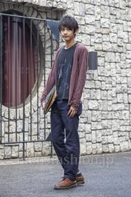 ファッションコーディネート原宿・表参道 2014年05月 荒井裕紀さん