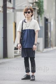ファッションコーディネート原宿・表参道 2014年05月 悠介さん