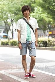 ファッションコーディネート原宿・表参道 2014年06月 ゆうたさん