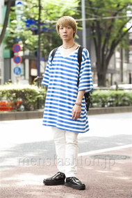 ファッションコーディネート原宿・表参道 2014年06月 高橋 司さん