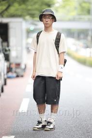 ファッションコーディネート原宿・表参道 2014年06月 けんしょうさん