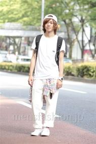ファッションコーディネート原宿・表参道 2014年06月 ごみぶちけいすけさん
