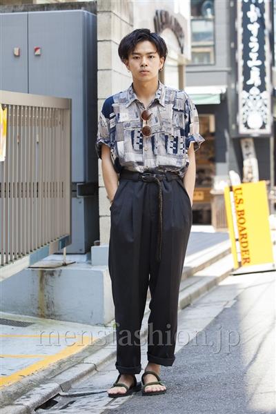 ファッションコーディネート \u003c 原宿・表参道(2014年07月)