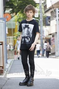 ファッションコーディネート原宿・表参道 2014年07月 ryomuzamさん