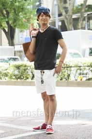 ファッションコーディネート原宿・表参道 2014年07月 さいとうゆうたさん