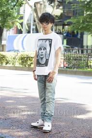 ファッションコーディネート原宿・表参道 2014年07月 佐藤貴龍さん