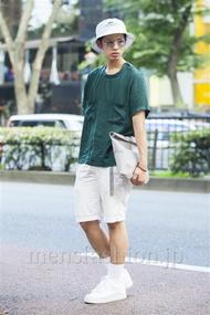 ファッションコーディネート原宿・表参道 2014年07月 あっすんさん