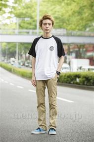ファッションコーディネート原宿・表参道 2014年08月 木村允人さん