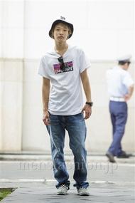ファッションコーディネート原宿・表参道 2014年08月 熊澤晃希さん