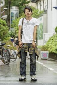 ファッションコーディネート原宿・表参道 2014年08月 大河光太朗さん