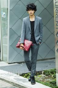 ファッションコーディネート原宿・表参道 2014年09月 藤木亮介さん