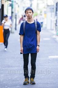 ファッションコーディネート原宿・表参道 2014年09月 リョウスケさん