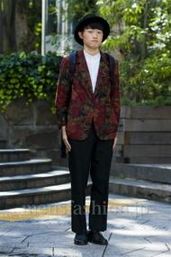 ファッションコーディネート原宿・表参道 2014年10月 マサノリさん