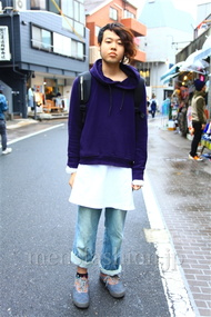 ファッションコーディネート 2014年11月 だいちゃんさん