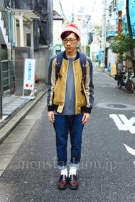 ファッションコーディネート 2014年11月 Akkiさん