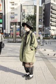 ファッションコーディネート都内 2014年12月 恋口くんさん