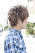 Avenz Hair(アベンツヘア)×松本 岳