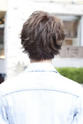 Avenz Hair(アベンツヘア)×西山龍祐