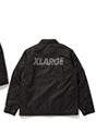 XLARGE®(エクストララージ)コーチジャケット