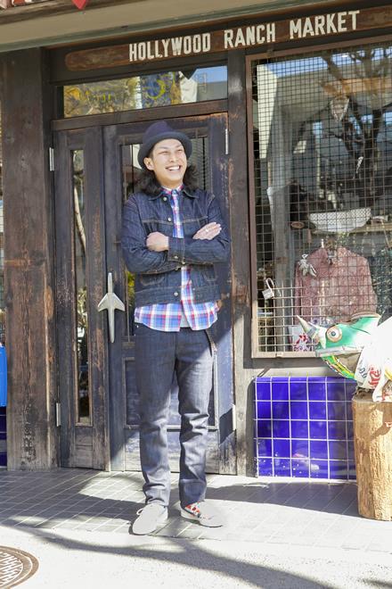 今月のショップスタッフ:千葉桜 有馬さん