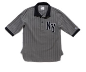 ヴィンテージベースボールゲームシャツ