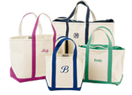 Bean's Boat and Tote® Bag
