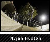 NYJAH HUSTON(ナイジャ・ヒューストン)