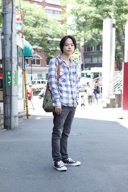 今月のショップスタッフ:早川 淳さん