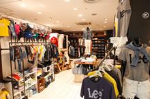 Lee shop ラフォーレ原宿店