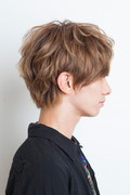 Digz hair(ディグズヘアー)×山野純輝