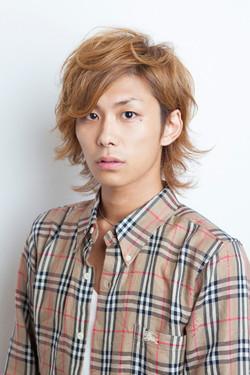 Digz hair(ディグズヘアー)×森 純矢
