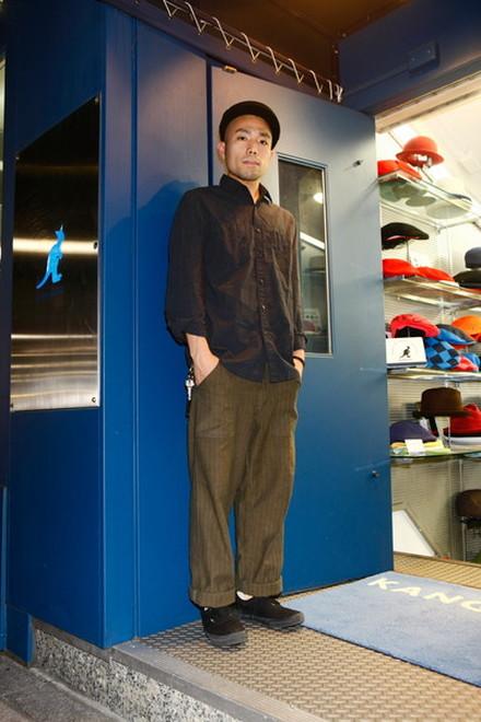 今月のショップスタッフ:西村匡史さん