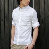 ボタンダウンシャツ メンズ