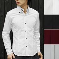 日本製ボタンダウンシャツ