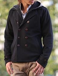 パーカーカットジャケット