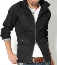 【この季節にあると便利な1枚】M-65七分袖ジャケット