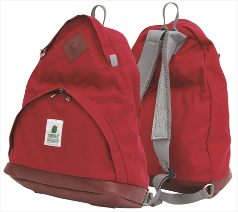 SIERRA DESIGNS DAYTRIPPER CLASSIC Red