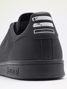 adidas Originals Stan Smith Black back