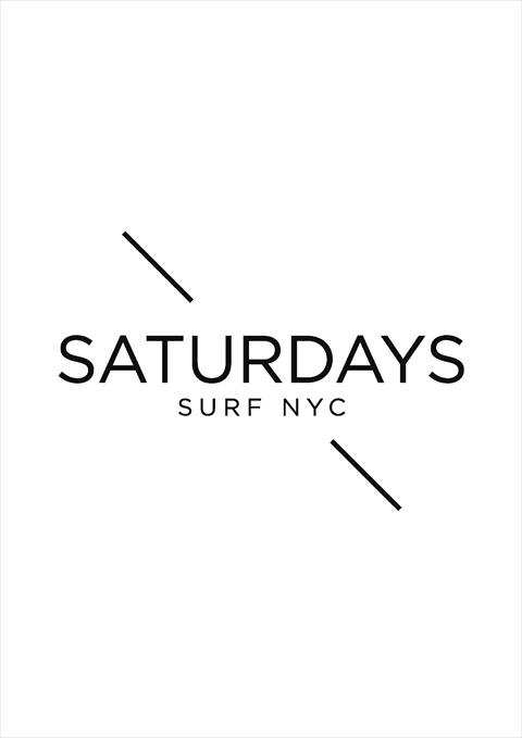 SATURDAYS SURF NYC 名古屋店