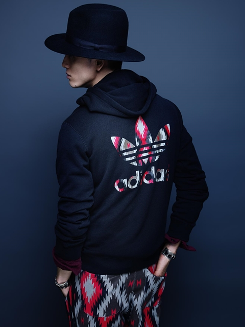 adidas Originals✕NEIGHBORHOOD パーカー