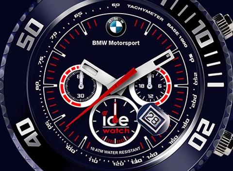 アイスウォッチ&BMW