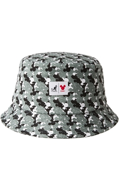 kangol DISNEY INK BUCKET Black<