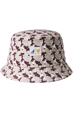 kangol DISNEY INK BUCKET Rioja<