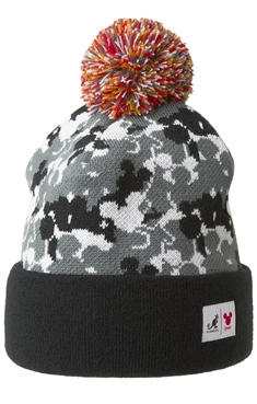 kangol DISNEY INK BEANIE Black<